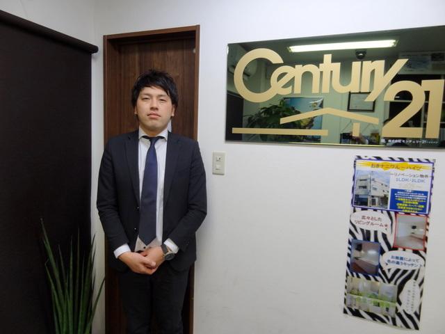営業部部長 疋田 章裕 【Akihiro Hikita】